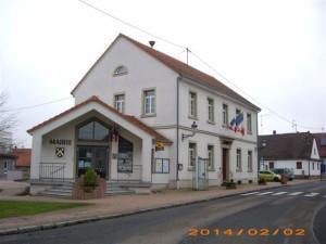 Mairie Salmbach